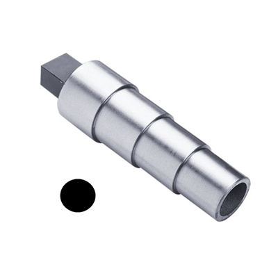 Stepped Round Steel Bracelet Mandrel With Tag 9